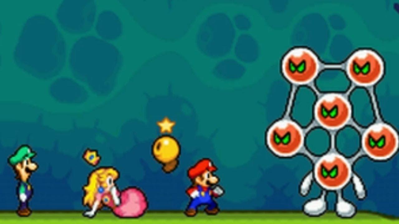 Mario Luigi Bowser S Inside Story Nintendobound